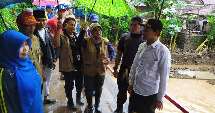 Penyaluran Korban Banjir Kota Semarang